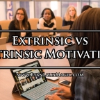 Extrinsic vs. Intrinsic Motivation