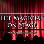 The Magician Onstage