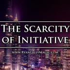 The Scarcity of Initiative